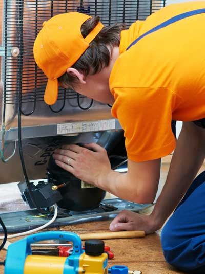 Fast reliable 24/7 same day fridge repair in Perth, Western Australia. Including North and South of the River. Suburbs like Fremantle, Joondalup, Balcatta, Canning Vale, Cannington. Perth City, Leederville, Scarborough and much more